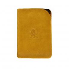 Обложка для паспорта PERSON ОП-А Апачи желтый