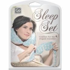 Дорожный набор (подушка+очки для сна) Design Go 711