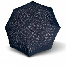 Зонт Knirps женский полный автомат T.100 Small Duomatic BOLERO DENIM 95 3100 8186