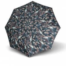 Зонт Knirps женский полный автомат T.100 Small Duomatic SWAN 9531008216