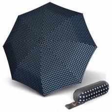 Зонт Knirps женский механический X1 NAVY DOT 89811300