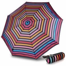 Зонт Knirps женский механический X1 STRIPES FUCHSIA 898114950