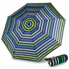 Зонт Knirps женский механический X1 STRIPES GREEN 898114951