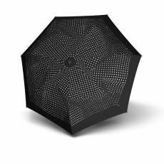 Зонт Knirps женский механический T.050 Medium Manual BOLERO BLACK ECRU 9530504933