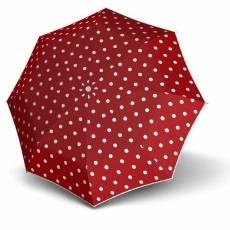 Зонт Knirps женский полный автомат T.100 Small Duomatic dot art red 9531004903