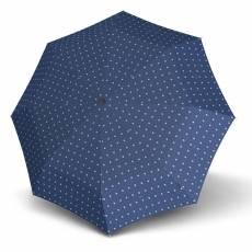 Зонт Knirps женский полный автомат T.200 Medium Duomatic KELLY BLUE 9532004108