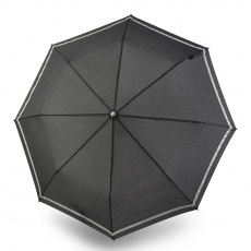 Зонт Knirps женский полный автомат T.200 Medium Duomatic REFLECTIVE RAIN 9532007154
