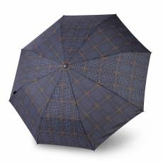 Зонт Knirps мужской полный автомат T.300 Large Duomatic SHERLOCK TOBACCO 9533007054