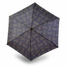 Зонт Knirps женский механический TS.010 Slim Manual STARS NAVY 9540108330