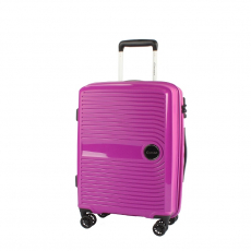 Чемодан пластиковый Cavalet 895-55-59 Purple