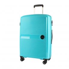 Чемодан пластиковый Cavalet 895-65-45 Turquoise