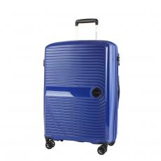 Чемодан пластиковый Cavalet 895-65-70 Blue