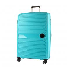 Чемодан пластиковый Cavalet 895-75-45 Turquoise