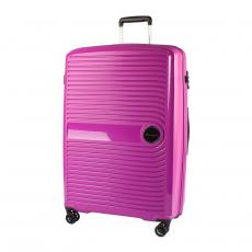 Чемодан пластиковый Cavalet 895-75-59 Purple