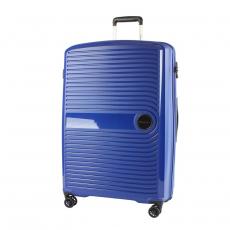 Чемодан пластиковый Cavalet 895-75-70 Blue