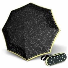 Зонт Knirps женский механический X1 FLAKES BLACK 898114990