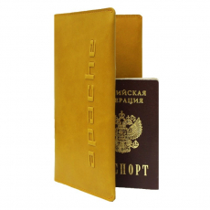 Бумажник путешественника Apache ВОЯЖ-2-А/желт