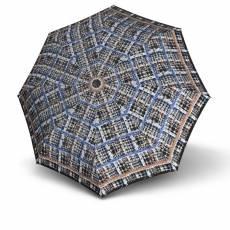Зонт Knirps женский полный автомат T.200 Medium Duomatic PARIS OCEAN 9532008067