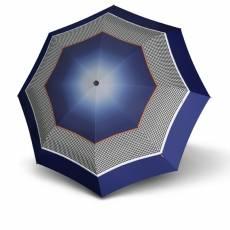 Зонт Knirps женский полный автомат T.200 Medium Duomatic BRUSSELS OCEAN 9532008017