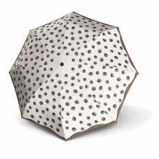 Зонт Knirps женский полный автомат T.200 Medium Duomatic COMET CRÈME 9532004938