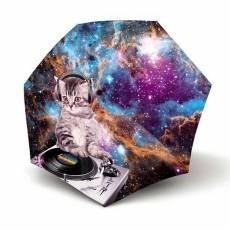 Зонт Knirps женский полный автомат Floyd Duomatic SPACE CAT 898068239