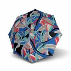 Зонт Knirps женский механический T.010 Small Manual POSEIDON BLUE 9530108251