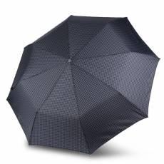 Зонт Knirps мужской полный автомат T.300 Large Duomatic CUBE GREY 9533007042