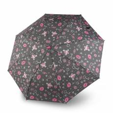 Зонт Knirps женский полный автомат E.200 Medium Duomatic KISS 9512008295