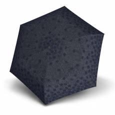 Зонт Knirps женский механический TS.010 Slim Small Manual BLUE 9540108401