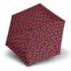 Зонт Knirps женский полный-автомат TS.200 Slim Medium Duomatic DREY PUMPKIN 9542008398