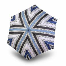 Зонт Knirps женский полный автомат TS.200 Slim Medium Duomatic PRIMROSE BLUE 9542008324