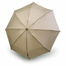 Зонт Knirps женский механический T.010 Small Manual KELLY SAND 9530104106