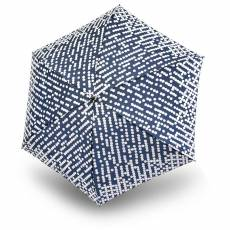 Зонт Knirps женский механический TS.010 Slim Small Manual NUNO DROPLETS UV Protection 9540108313