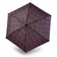 Зонт Knirps женский механический TS.010 Slim Manual STARS BLACK 9540108331