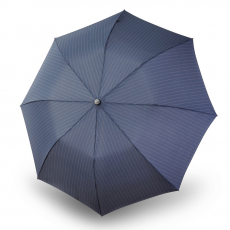 Зонт Knirps мужской полуавтомат 828 Topmatic SL PINSTRIPE NAVY 89828420