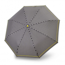 Зонт Knirps автомат E.200 Medium Duomatic STRIP STRAP YELLOW