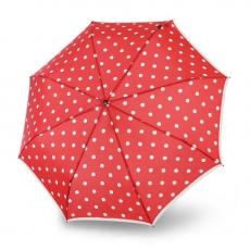 Зонт Knirps женский механический T.010 Small Manual DOT ART RED 9530104903