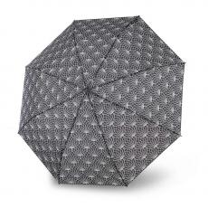 Зонт Knirps автомат T.201 Medium Duomatic RENATURE BLACK UV PROTECTION ECOREPEL