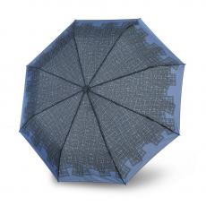 Зонт Knirps автомат T.201 Medium Duomatic HAPPA SEA UV PROTECTION ECOREPEL