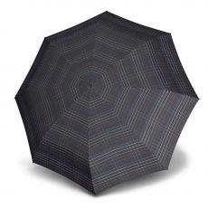 Зонт Knirps мужской полуавтомат Topmatic SL Crook CHECK BLACK 89828529