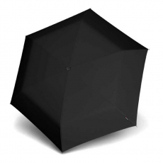 Зонт Knirps мужской автомат TS.200 Slim Medium Duomatic BLACK 9542001000