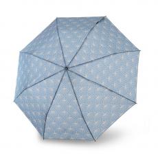 Зонт Knirps автомат T.201 Medium Duomatic RENATURE BLUE UV PROTECTION ECOREPEL
