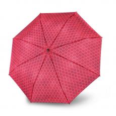 Зонт Knirps автомат T.201 Medium Duomatic REGENERATE RED UV PROTECTION