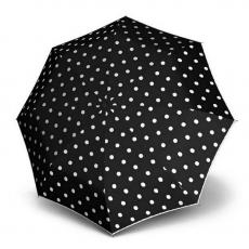 Зонт Knirps автомат T.201 Medium Duomatic DOT ART BLACK