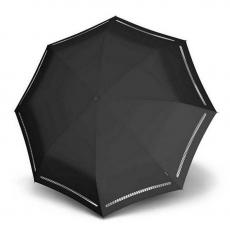 Зонт Knirps автомат T.201 Medium Duomatic SOLID REFLECTIVE