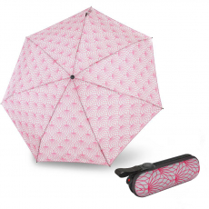 Зонт Knirps механический 6010 X1 RENATURE PINK UV PROTECTION ECOREPEL