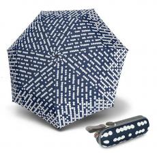 Зонт Knirps механический 6010 X1 NUNO DROPLETS UV PROTECTION