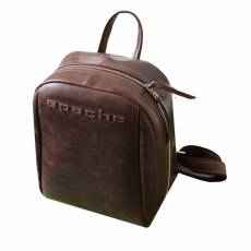 Рюкзак PERSON Р-9013-A апачи коричневый