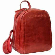 Рюкзак PERSON Р-9013-A пулл-ап красный