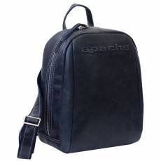 Рюкзак PERSON Р-9013-A друид темно синий